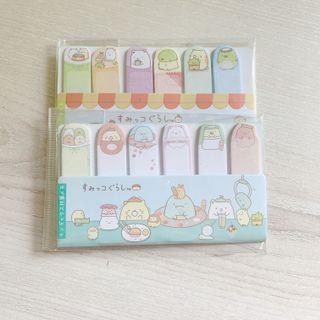 Cute sticky flags