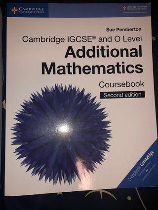 🚚 IGCSE Mathematics & Additional Mathematics Combo