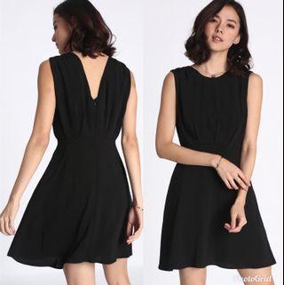 Lovebonito Raizel Ruched Dress