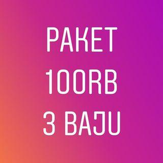 AY001 PAKET100