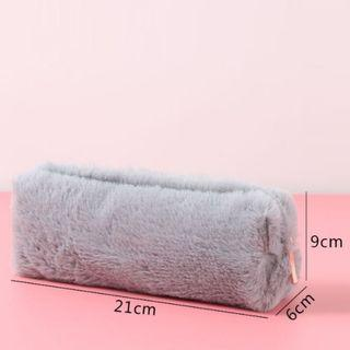 Pencil case (grey)