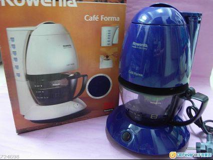 ROWENTA流線型咖啡機(德國造)
