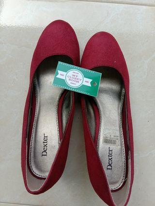 Sepatu ori Dexter