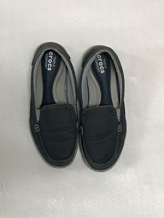 Crocs 布希鞋 三倍舒適款 藍綠色 休閒鞋