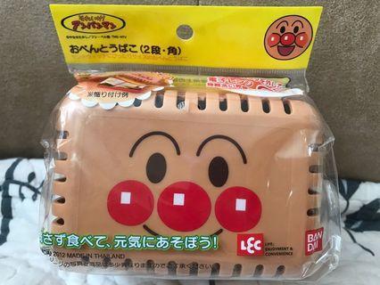 麵包超人原裝正貨三文治盒特價$55