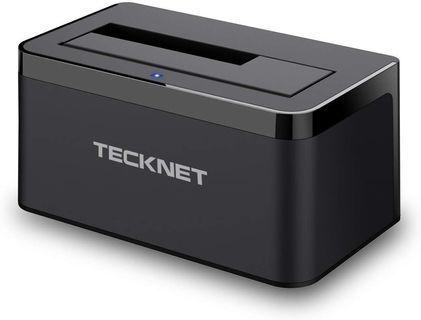 (A145) TeckNet 4.6 out of 5 stars  833 Reviews TeckNet USB 3.0 Hard Drives Docking Station for 2.5 Inch & 3.5 Inch SATA HDD