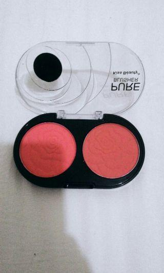 Blush on kissbeauty