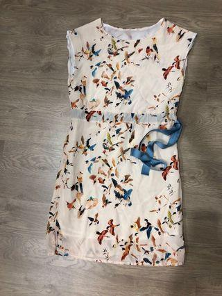 Preloved Floral Dress