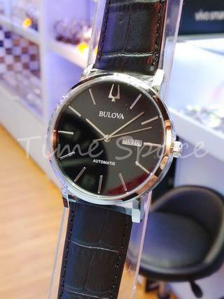 BULOVA CLASSIC AUTOMATIC 96C131 (機械自動錶)