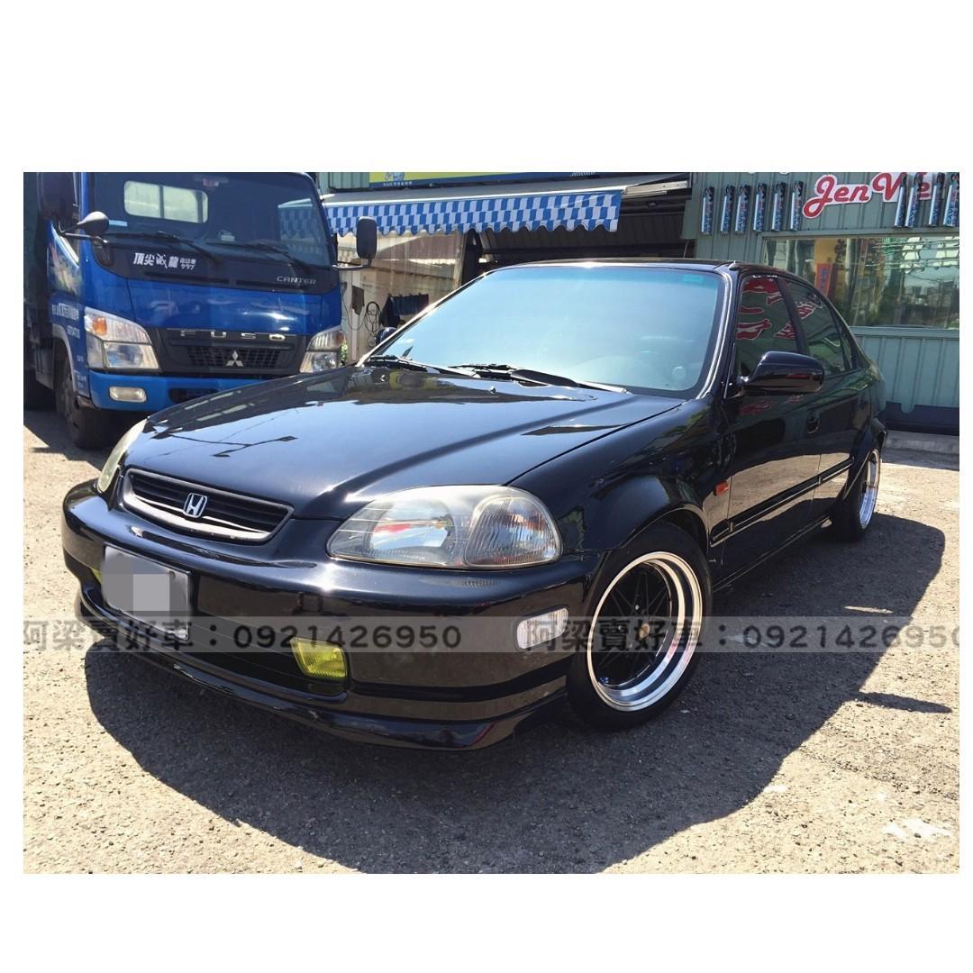 1996年 - 本田 - K8 手排(代步好開.玩車首選)