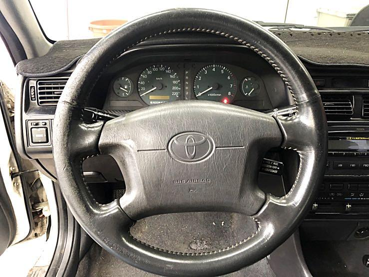 1997年豐田 PREMIO 1.6  定速 ABS 安全氣囊 車況完善 最佳省油代步車 稅金便宜 維修率低 維修便宜  #車在新北