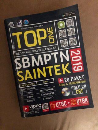 SBMPTN SAINTEK 2019