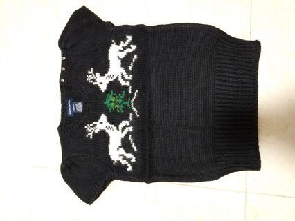 Sweater# M # Black