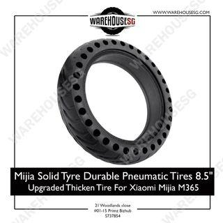 Mijia Solid Tyre Durable Pneumatic Tires 8 5