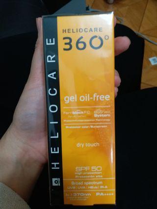 Heliocare 防曬 spf 50