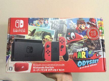 Nintendo Switch 孖寶