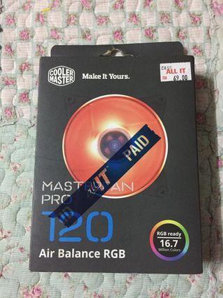 CM Masterfan Pro 120 Air Balance RGB