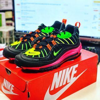 售 Nike Air Max 98 Neon (Japan Edition日本版) US10