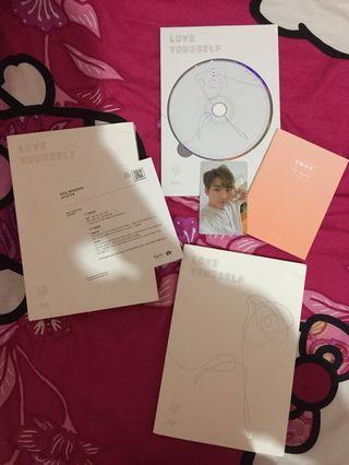 Album BTS Love Yourself: Her, L. Ver