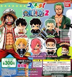 One Piece 海賊王扭蛋 正版迷你人偶系列 2 特定款