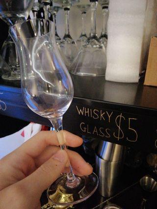 WHISKY COPITA GLASS