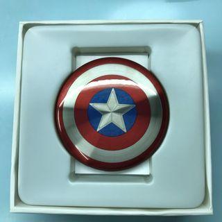 Marvel Avengers 4 復仇者聯盟 美國隊長盾型充電器