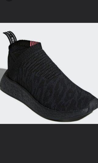 new concept 5833a e19c0 nmd cs2 triple black   Footwear   Carousell Singapore