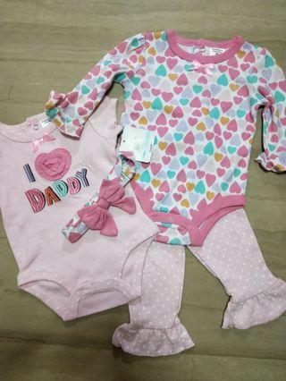 🚚 Baby 3pcs Set