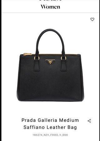 27a9a7dbee25 prada saffiano authentic | Handbags | Carousell Singapore