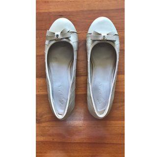 Authentic Ergo-Lab True Comfort Heels Flats Casual Working Dress Shoes