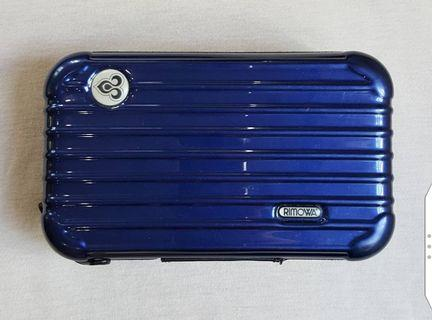 Authentic Thai Airway Rimowa Amenity Kit - Blue