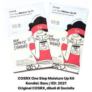 [FREE DELIVERY] COSRX One Step Moisture Up Kit