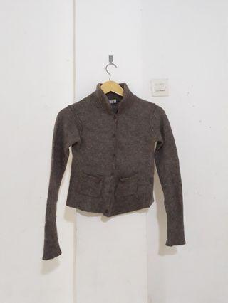 Cardigan bhn woll