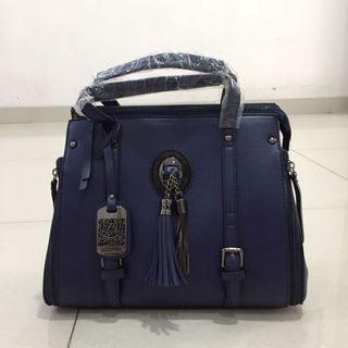 Hand bag belleza biru