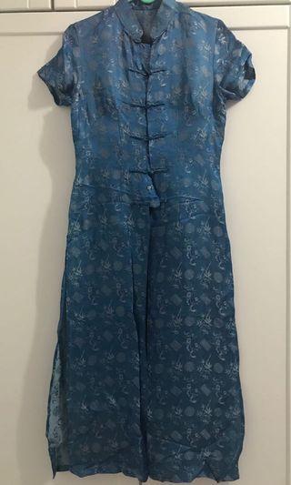 Vietnamese Traditional Dress (100% Silk)