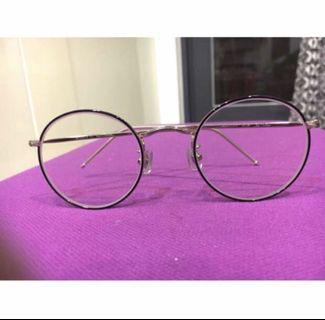 👓Owndays 文青氣質金屬眼鏡