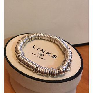 原價$1850 Links of London Sweetie bracelet ( S size)