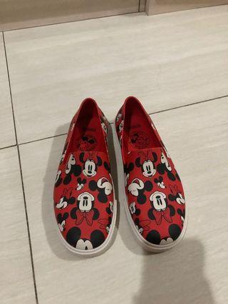 Melissa Sneakers Mickey Mouse