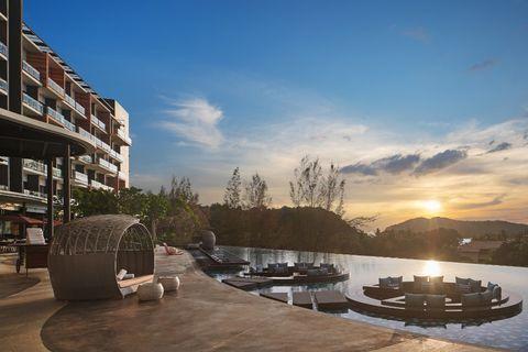 Travel - 2Days 1Night w Breakfasts for 2pax (Aloft Langkawi Resort) Marriott International Hotels Room Stay Voucher Gift Letter For Sale