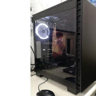INTEL X79 10核 20線 E5-2690v2 超強電競電腦主機