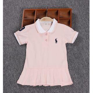 Girl Toddler Tennis Dress