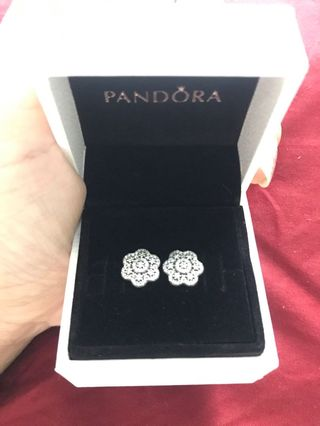 2fe912264 pandora earrings authentic | Home Services | Carousell Singapore