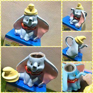 迪士尼小飛象陶瓷茶壺 Disney Dumbo teapot