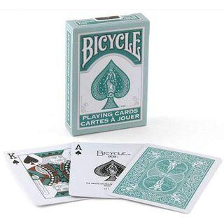 🚚 Last in stock: Bicycle Fashion - Teal and White