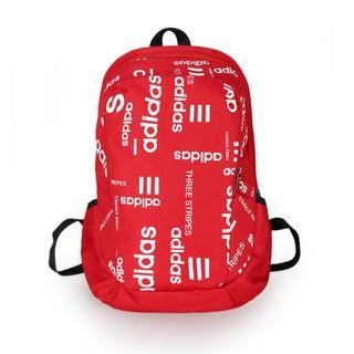 Adidas word bag - red (April Sales) 45124093