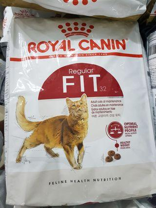 💣😻IN STOCK😻FREE DELIVERY💣Royal Canin/RC Fit 32 10kg💣