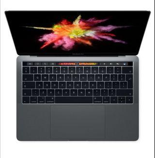 MacBook Pro 13 inch TouchBar 2017 3.1GHz 512GB