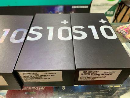 Samsung 三星 Galaxy S10+ new