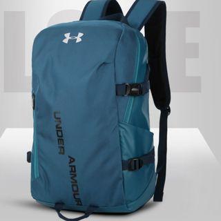 UnderArmor UA Hustle Backpack - darkgreen (April Sales) 33232418
