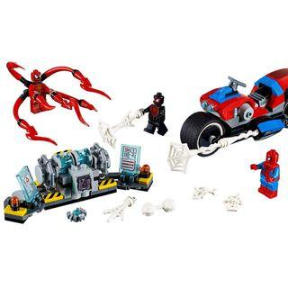 LEGO 76113  Super Heroes Spider-Man Bike Rescue